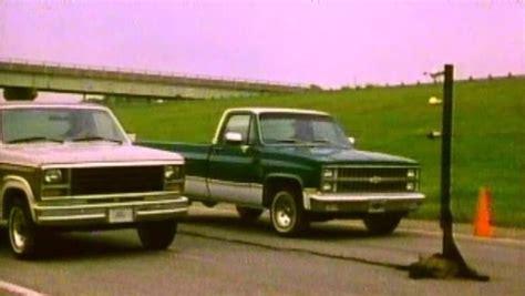 chevrolet pickup dealer training video  ford