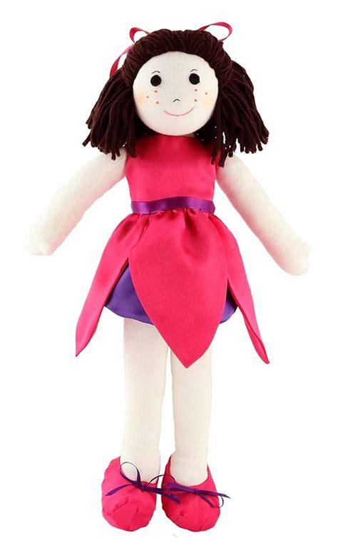 rag doll not on the high fuschia the rag doll by oskar catie notonthehighstreet
