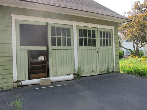 carriage house doors 1 metuchen nj historic renovation contractors m m construction morristown nj