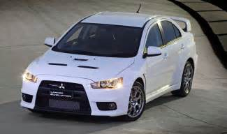 Mitsubishi Evolution 2014 2014 Mitsubishi Lancer Evolution Details Machinespider