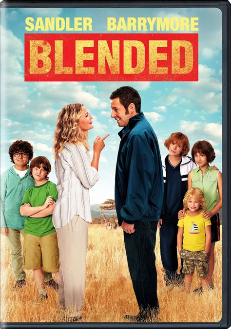 with dvd blended dvd release date august 26 2014