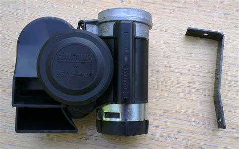 Quality Klakson Stebel Nautilus honk honk stebel nautilus air horn installation and review beginner biker adventures