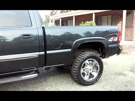 gmc 2500hd rims gmc 2500hd on 20 inch rims