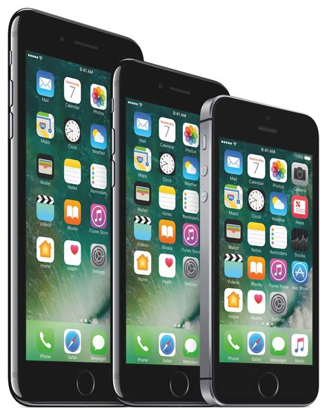 iphone 7 plus iphone 6s plus und iphone se im vergleich giga