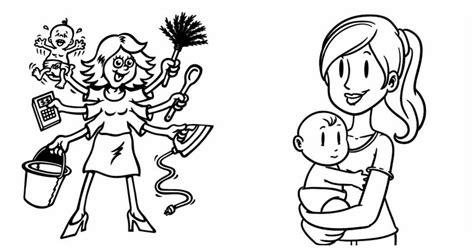 dibujos dia de la madre para colorear 9 dibujos para el dia de la madre menudosbebes com