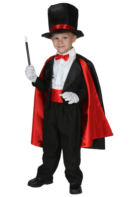 halloween costumes toddler magic magician costume
