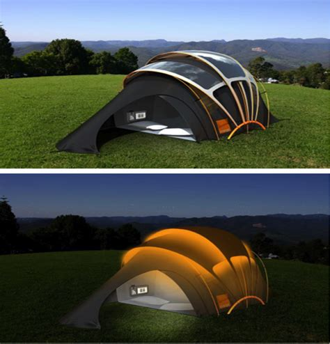 solar tent lights solar powered tent lets you light up your solar