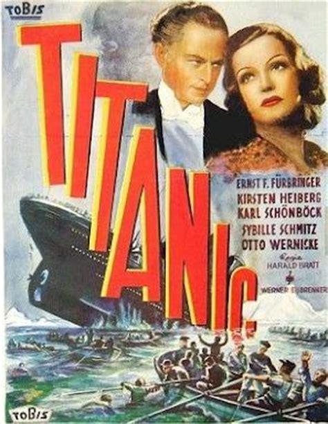 titanic film german all sails set 1943 movie