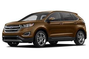 Ford Wdge 2015 Ford Edge Price Photos Reviews Features