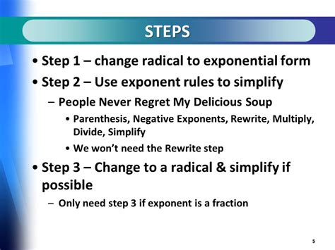 how to simplify rational expressions step by step the rational exponents a k a fractional exponents ppt video