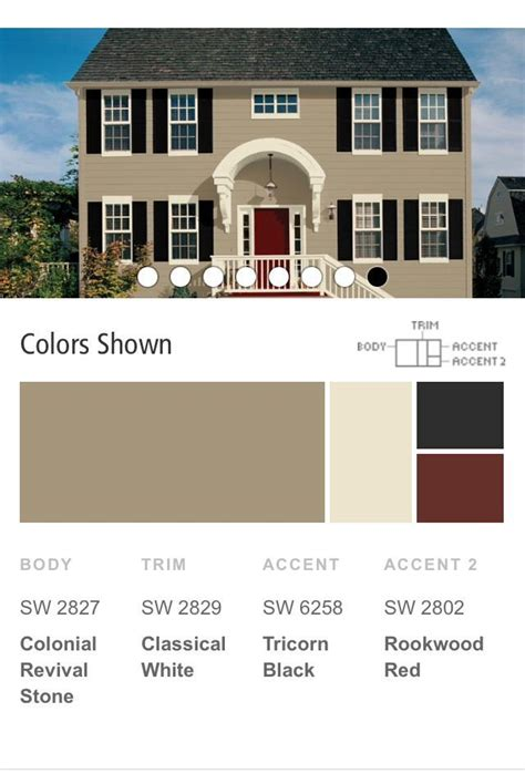 paint schemes for houses sherwin williams exterior paint colors for our next house