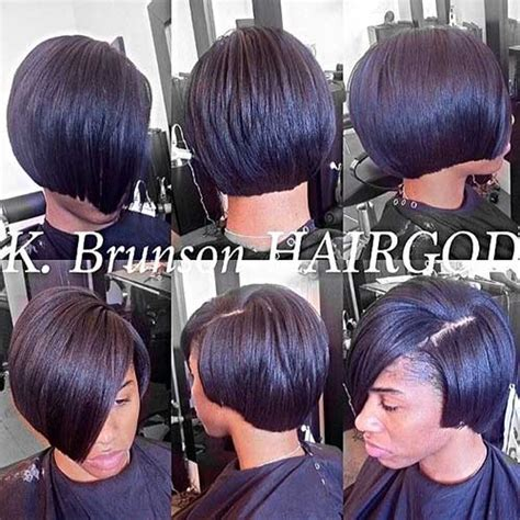 blunt cuts on african american women black girl bob hairstyles 2014 2015 short hairstyles