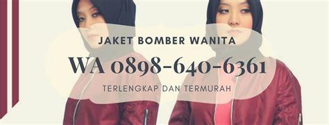 detail ukuran wa 0898 640 6361 jual jaket bomber