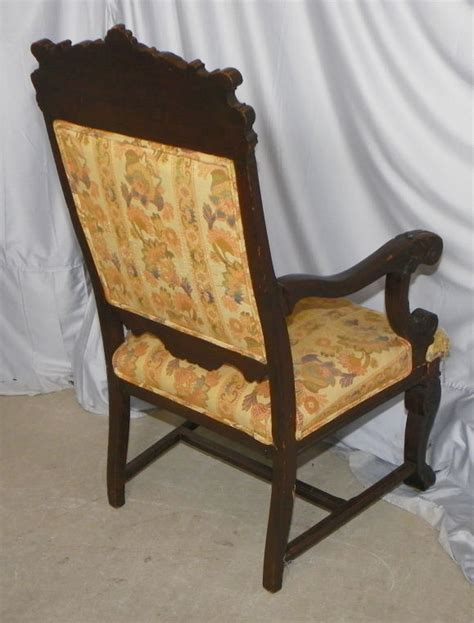 medieve antique oak finish formal 7 piece dining room bargain john s antiques 187 blog archive set of six antique