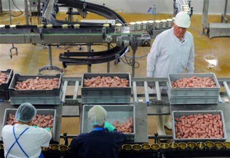 produzione alimentare ozono per sanificare gli ambienti di produzione alimentare