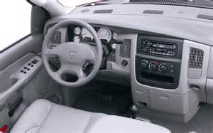 2002 Dodge Ram 1500 Interior 2002 Dodge Ram Interior 189002 Photo 62 Trucktrend