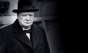Winston churchill democracy quote