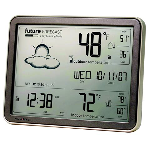 acurite weather station with jumbo display lowe s canada
