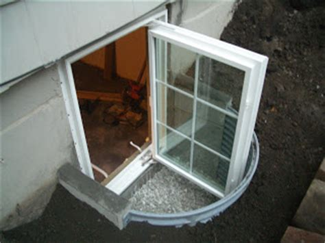 cool home creations finishing the basement window