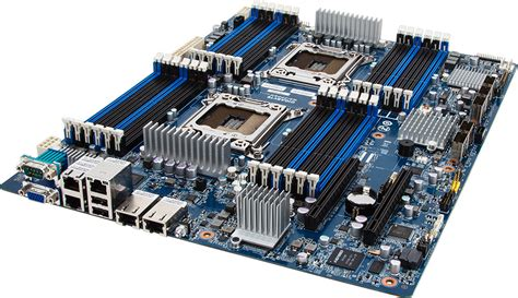 Builders Update gigabyte announces support for the new xeon processor e5