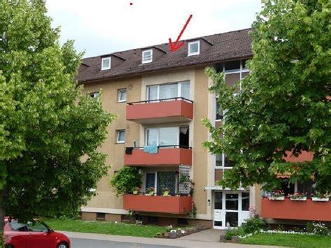 immobilien angebote dachgeschosswohnung zu vermieten in 36151 bad hersfeld