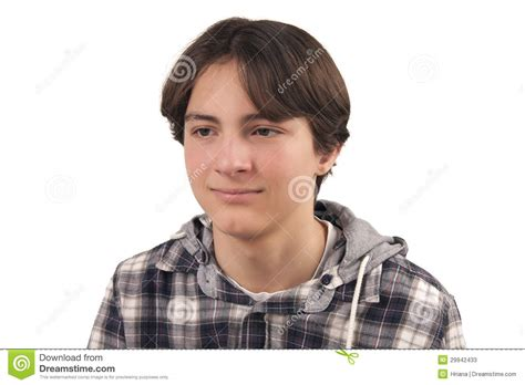 handsome teenage boy royalty free stock images image handsome teen boy looking away stock photos image 29942433
