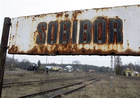 Gas chambers at Sobibor death camp uncovered in