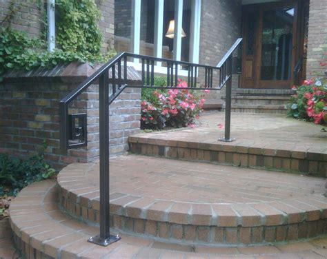 Exterior Stair Railings Coast Iron Works Gallerycoast Iron Works