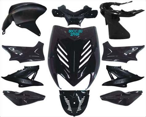 Knalpot Akra Cover Aerox Set bodywork for yamaha aerox scooters mopeds and 2 stroek bikes 50cc eu