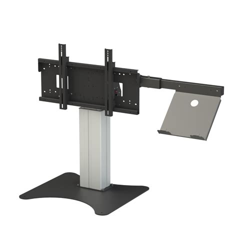 swing computer swing away 15 6 inch laptop shelf for mono and screenlift