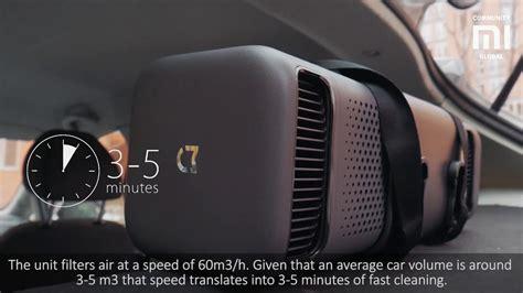 mijia car air purifier review