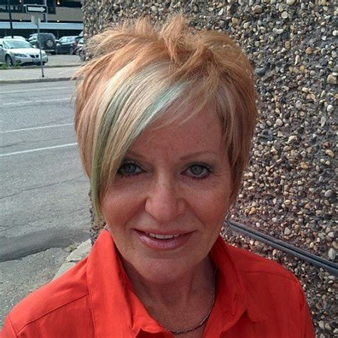 very short sophisticated hairstyles for women age 55 90 classy and simple short hairstyles for women over 50