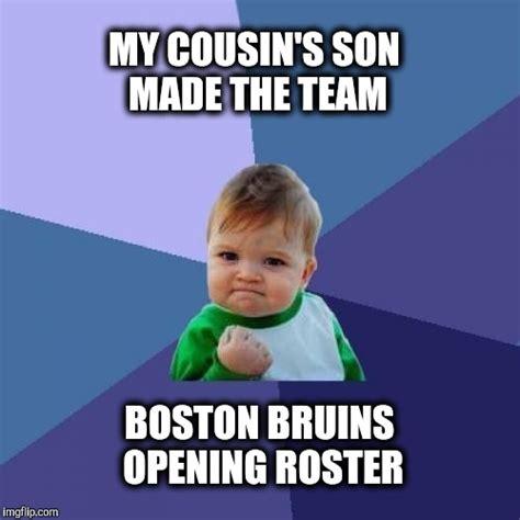 Boston Meme - bruins imgflip