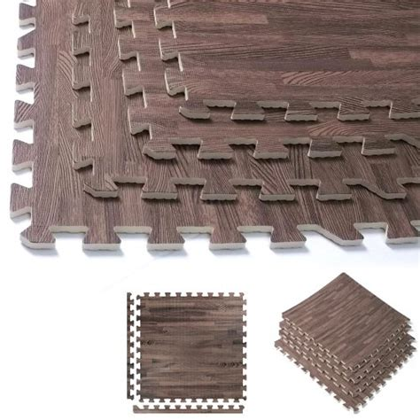 Interlocking Wood Floor by Interlocking Foam Wood Flooring Safety With Style Funk