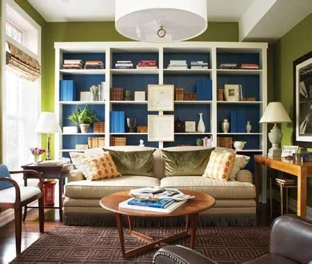 ikea billy bookcase white lime green colors combination in an eclectic family room minimalist photo gallery rooms with jewel tones makeover tips