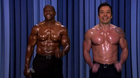 terry crews supplements terry crews and jimmy fallon nip sync to ebony and ivory