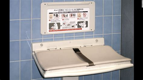 Baby Changing Station With Style by Changing Stations Coming To More S Restrooms