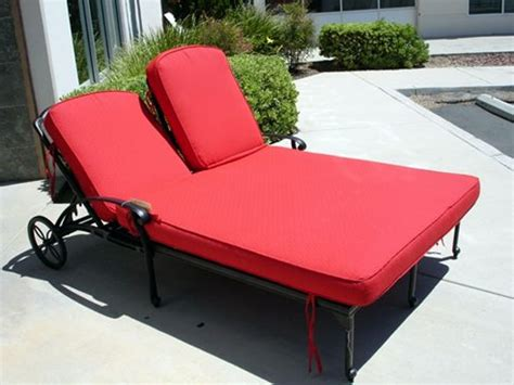ideas  double chaise lounge outdoor chairs