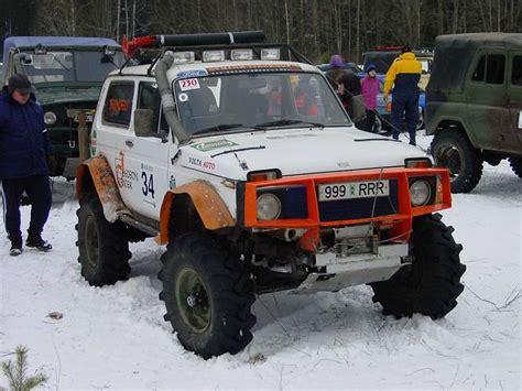 Lada Offroad Lada Niva History Photos On Better Parts Ltd