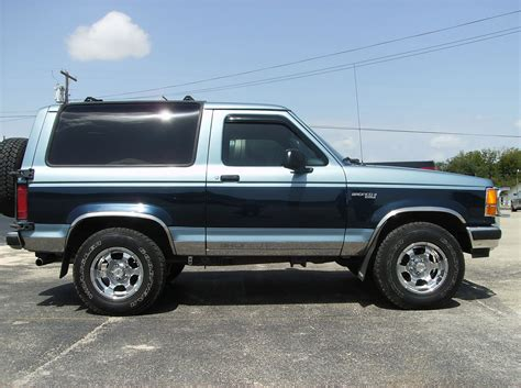 1989 ford bronco 1989 ford bronco ii pictures cargurus
