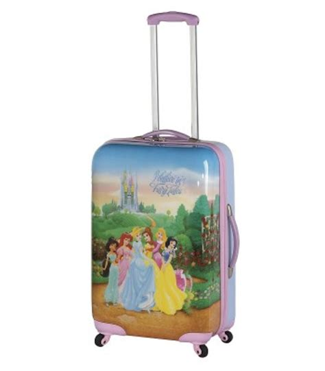 disney kids luggage by heys quot disney princess quot 25 quot spinner