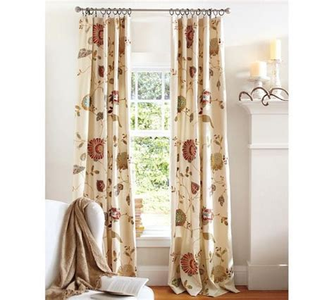 pottery barn curtains and drapes how to pottery barn knock off drapes diy pottery barn
