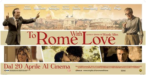 film love me 2012 to rome with love posters