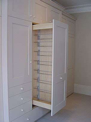 Pull Out Wardrobe Storage by Bedrooms Pmi Cabinets