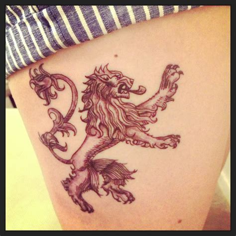game of thrones tattoo of thrones ink of