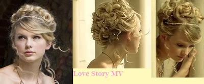 taylor swift hair in love story hair guide 1 love story