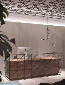 desk area best 25 reception desks ideas on reception