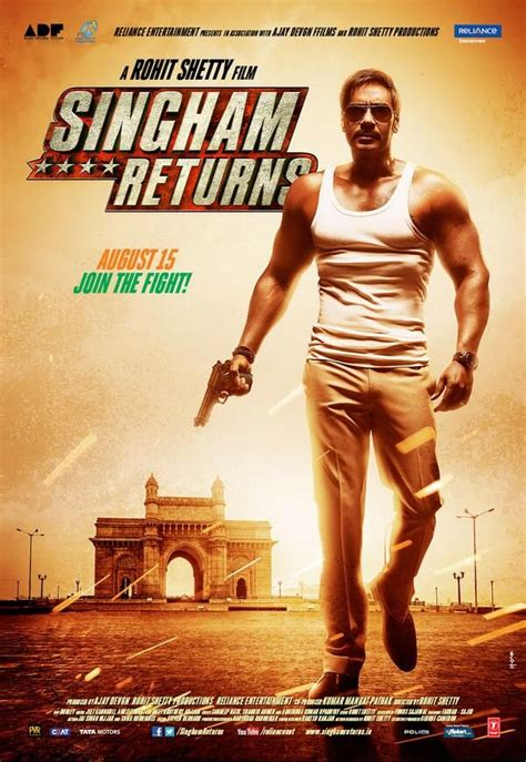 film hindi 2014 singham returns hindi movie in sydney releasing on 15th