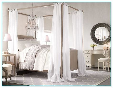 four poster bed with curtains 4 poster canopy bed curtains