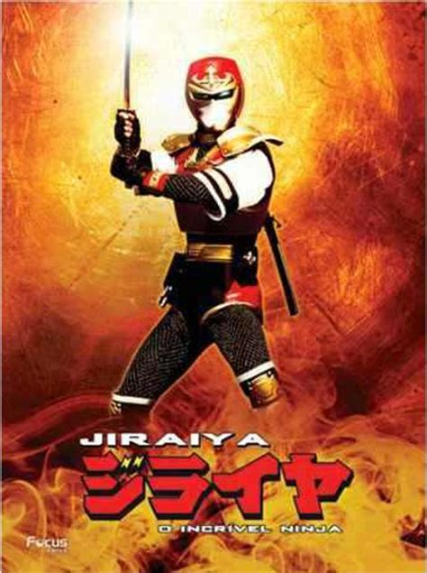Dvd Sekai Sen Jiraiya Sentai torrent jiraya o incr 237 vel 1989 dvdrip dublado